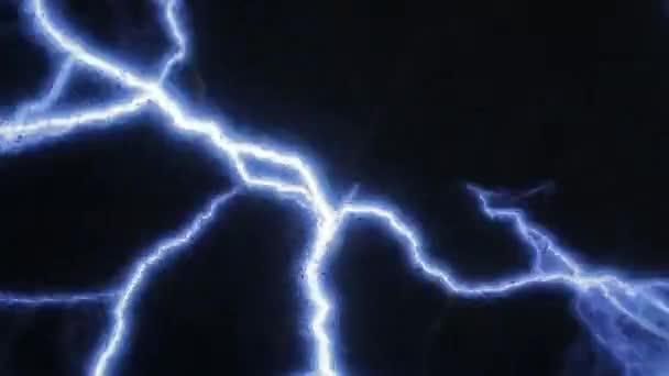 Výkres elektrických zipů na tmavém panelu