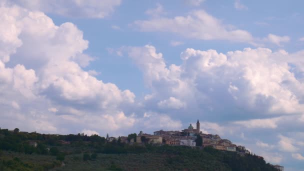 Village of Trevi in Umbria, Italy