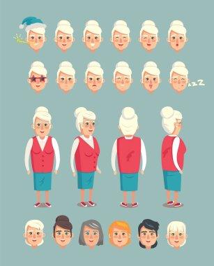 Grannies free Granny on
