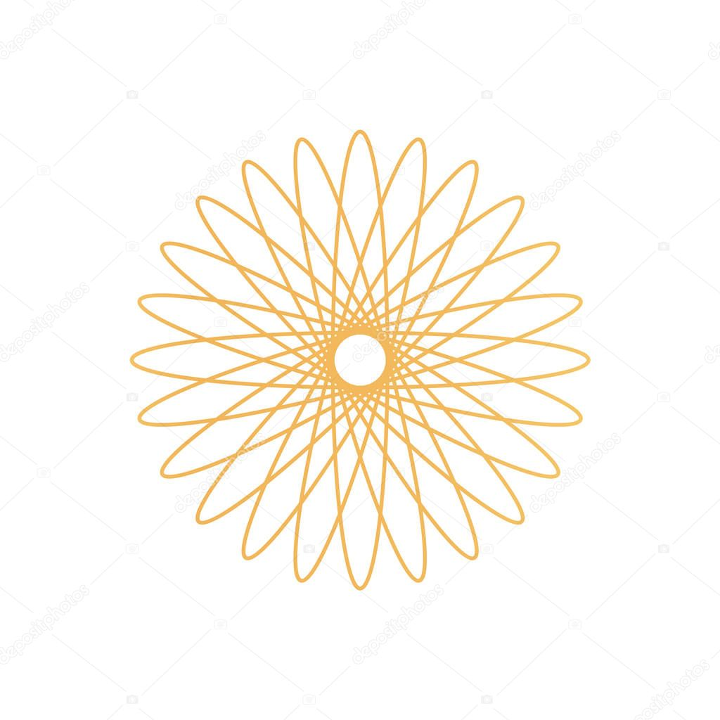 Gold Certificate Symbol for Special Documents