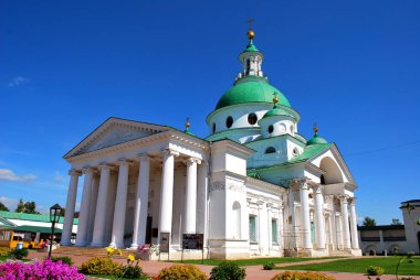 The Monastery of St. Jacob Saviour in Rostov the Great, Yaroslavl Oblast, Russia