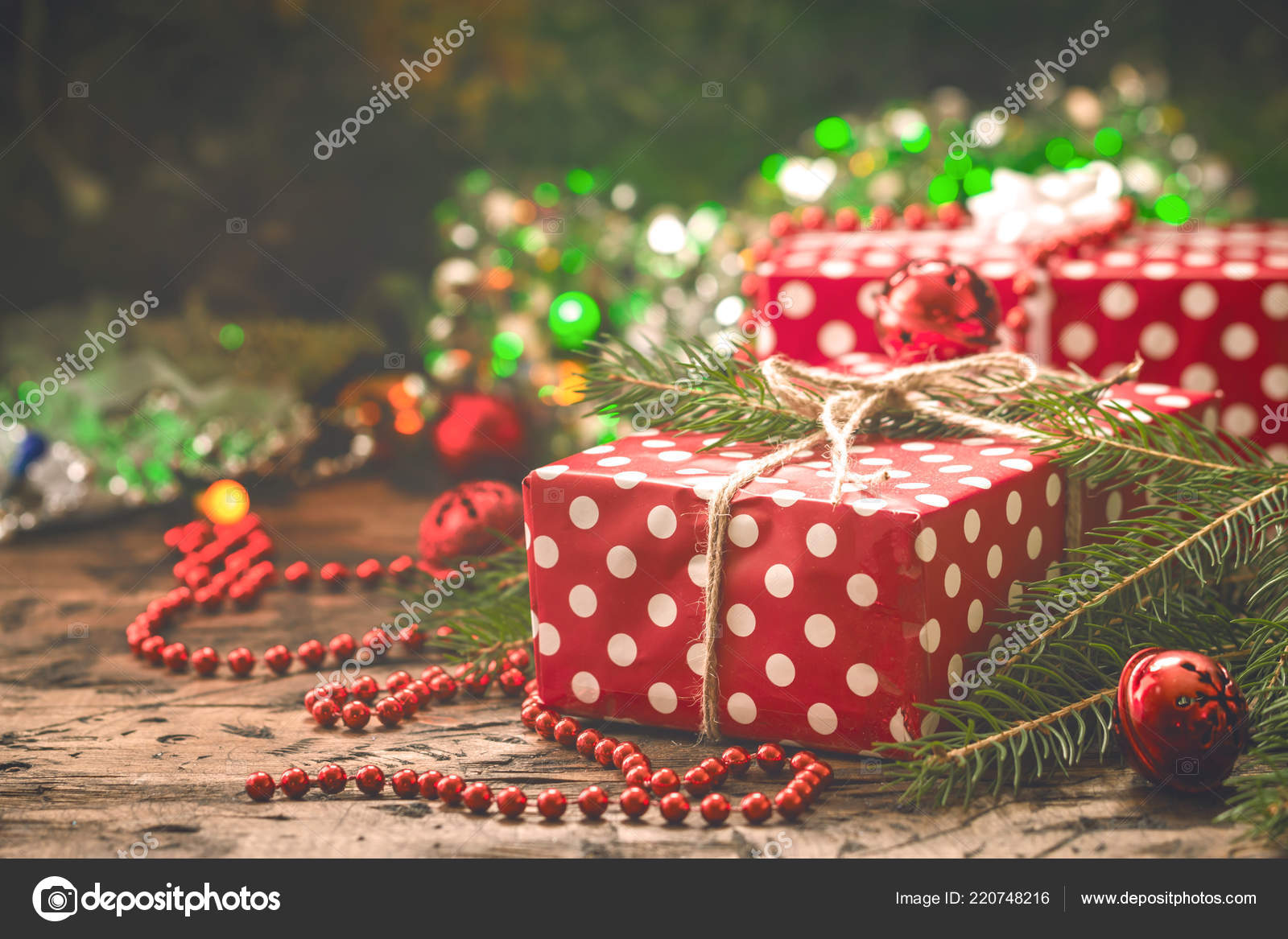 Small Handmade Gift Boxes Stock Photo C Roxiller 220748216