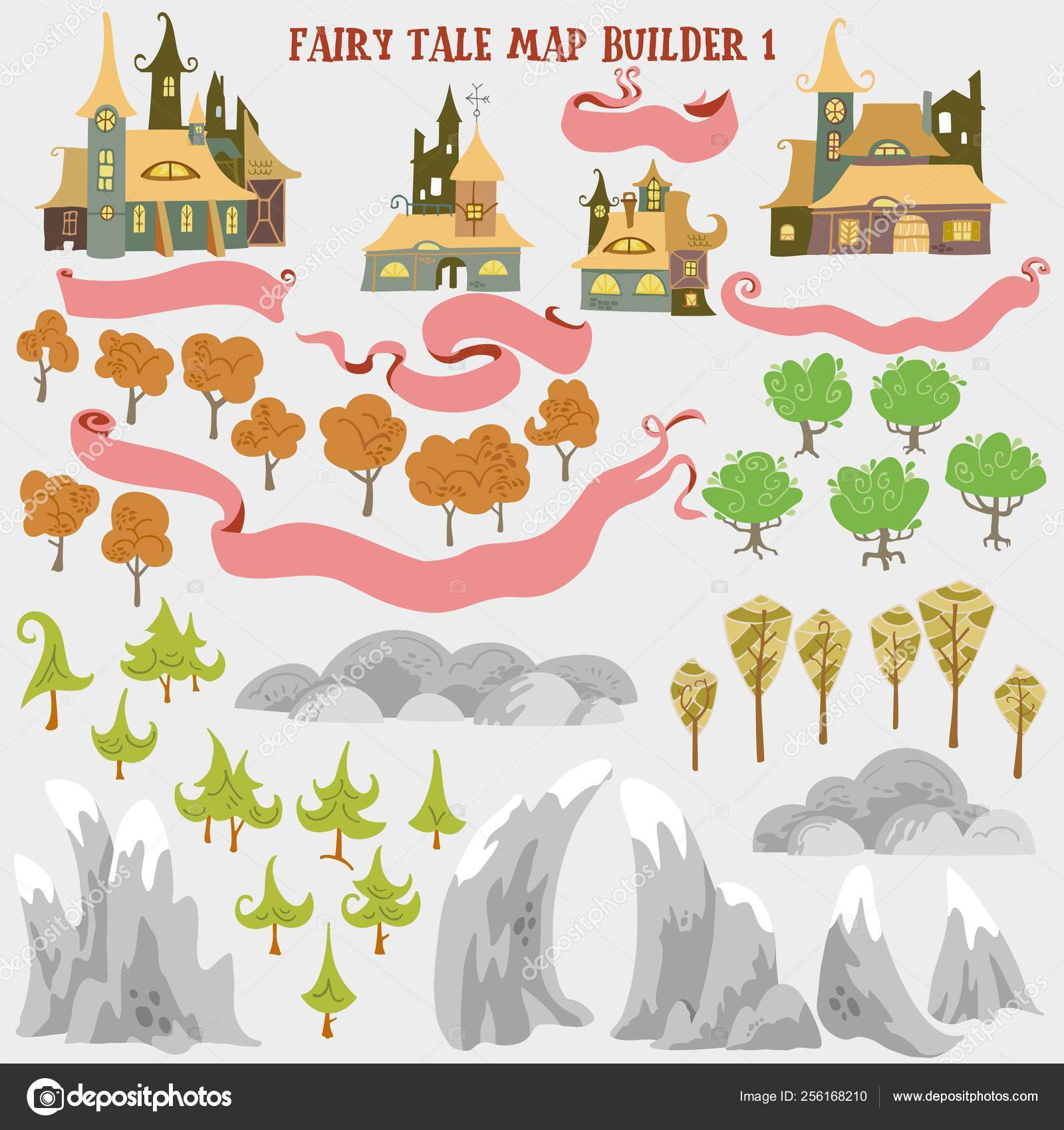 Fairy Tale Fantasy Map Builder Set Everwinter Realm City ... on map creation freeware, housing maps, map engineering company, maps of the world, maps on us, map software for os x, map maker pro, google maps mania, map captain, map of amtrak through glacier park,