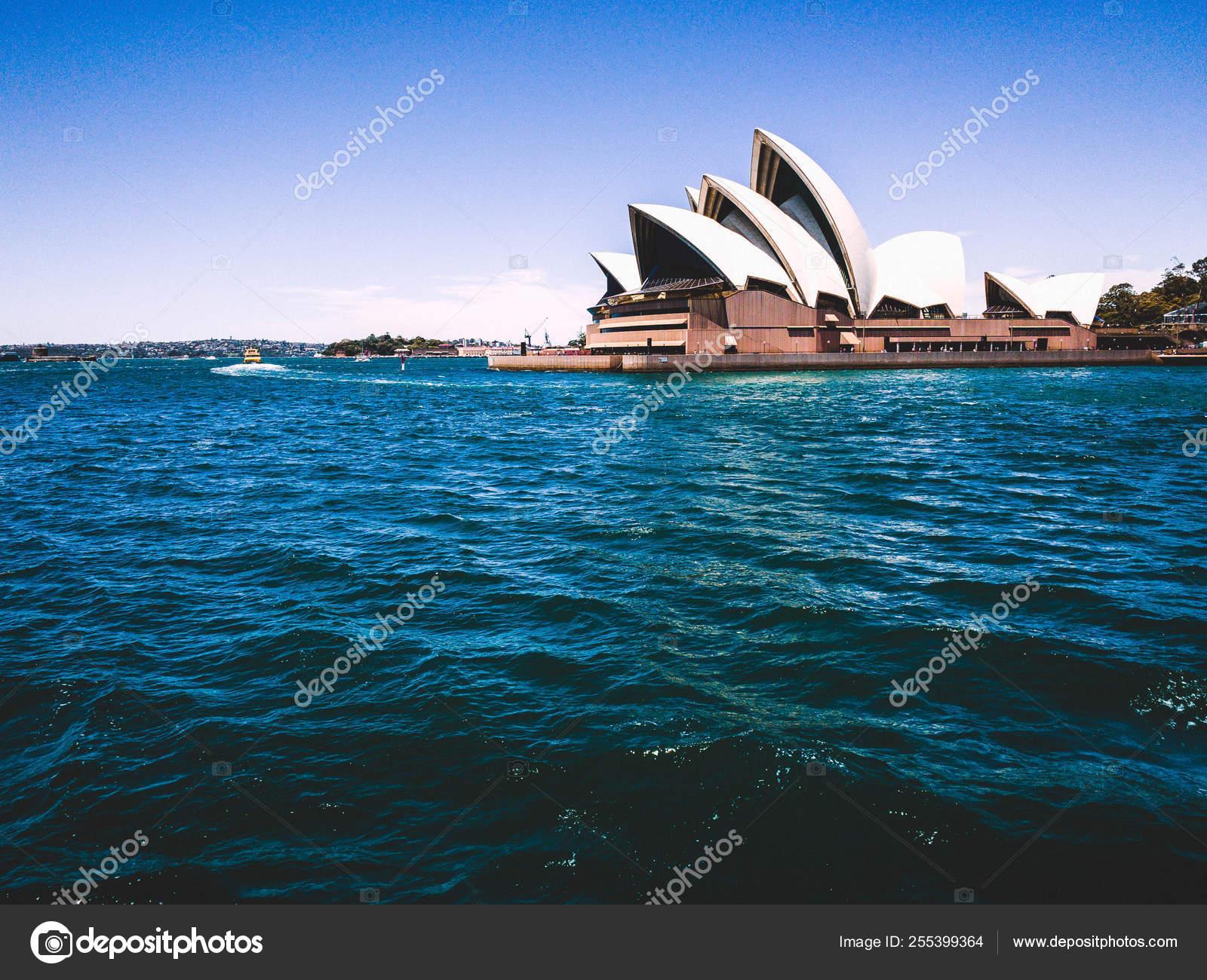 Sydney Opera House — Stock Photo © justice hahlbeck@gmail