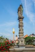 Fotografie Am Ludwigsplatz in Straubing