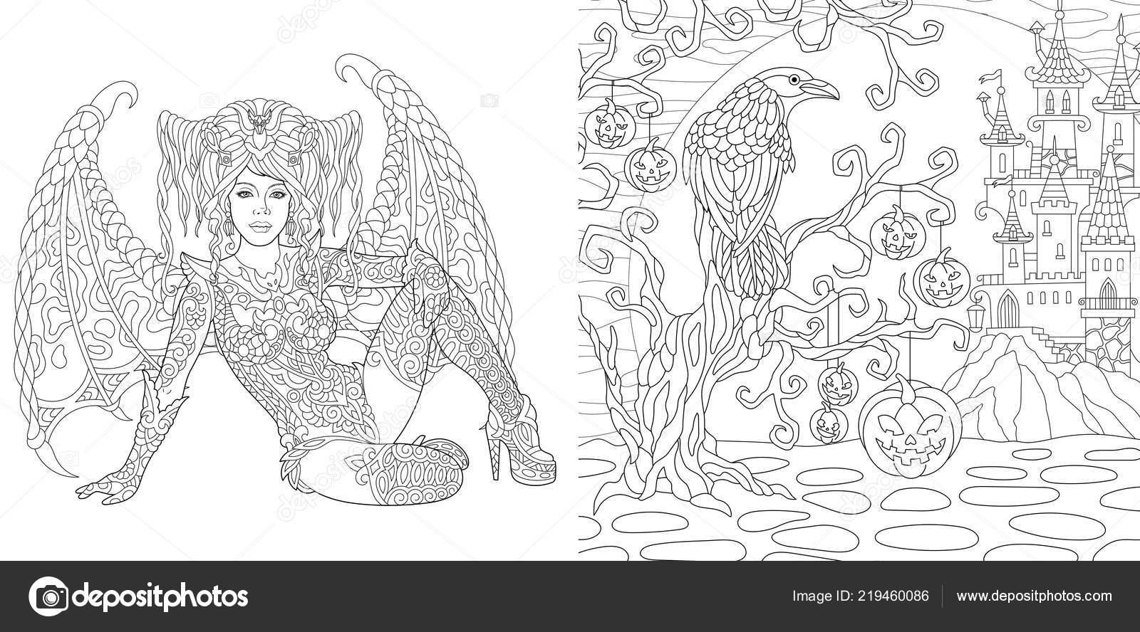 Dibujos Para Colorear Libro Para Colorear Para Adultos