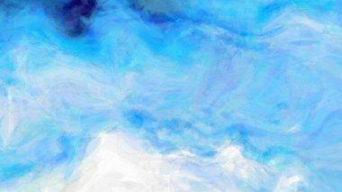 Blue Aqua Sky Background Beautiful elegant Illustration graphic art design