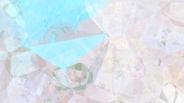 Aqua White Pattern Background