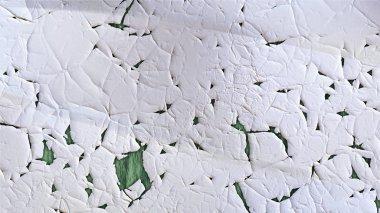 White Wall Pattern Background