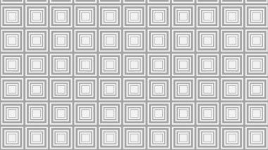 abstract geometric grey squares pattern, vector illustration