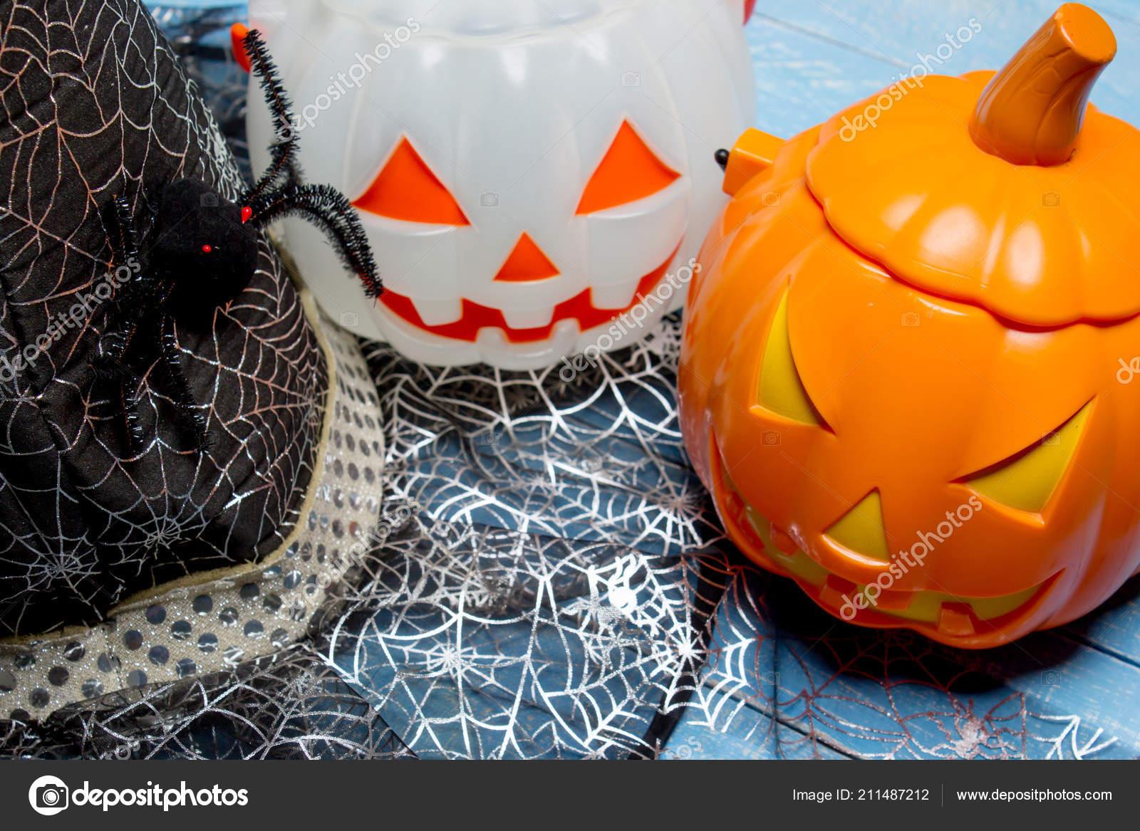 Decoration Sorciere Halloween.Chapeau Seau Sorcière Citrouille Décorations Halloween