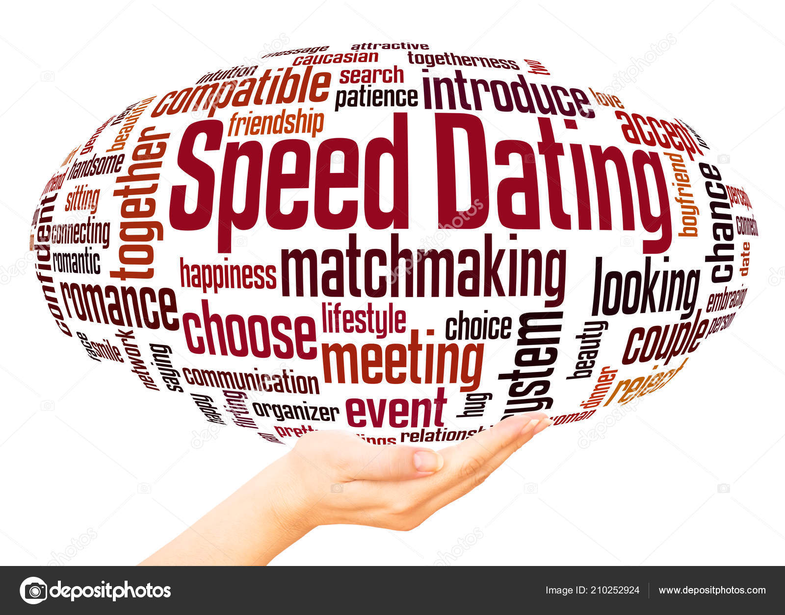 another word for speed dating