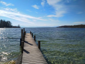Sonniger Tag am Starnberger See