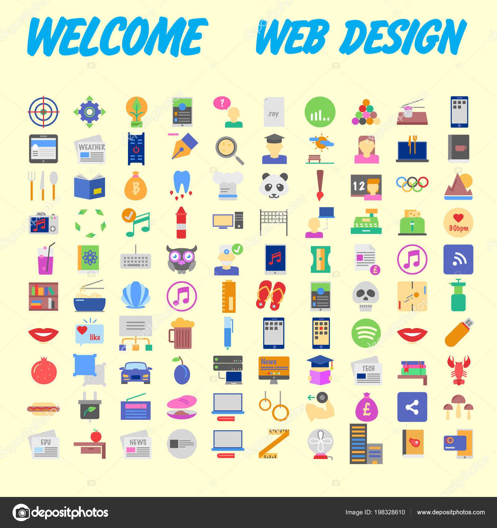 f2dec0f05a Prosty Zestaw Online Zakupy Ikony Designu Zawiera Takie Jak Sklep — Wektor  stockowy