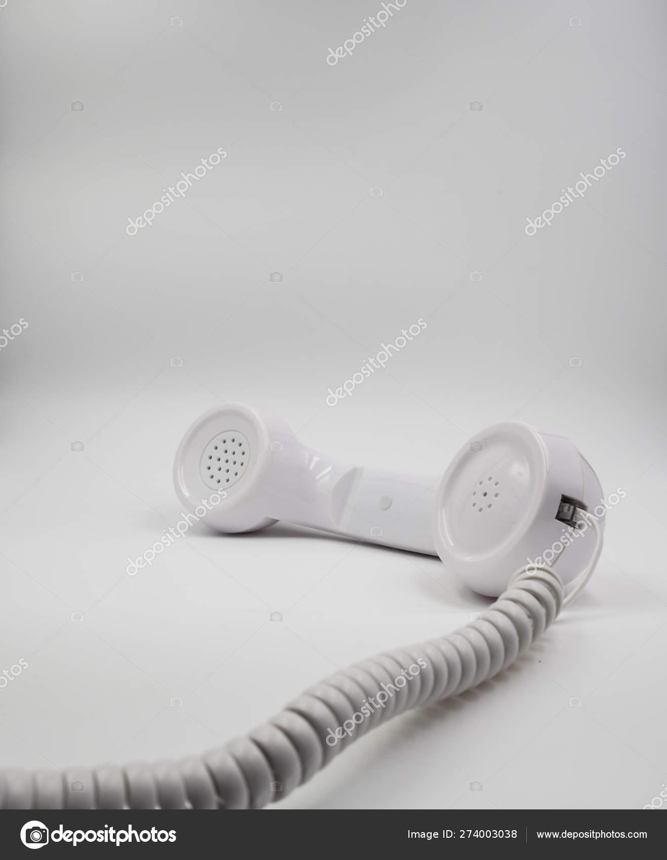 Landline Telephone Headset Stock Photo C Smokinglensstudio Gmail Com 274003038