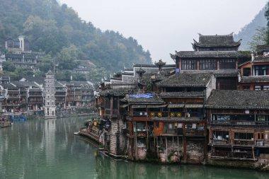 Fenghuang Ancient Town in Hunan, China