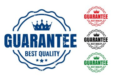 Guarantee best quality rubber stamps set in four colors icon