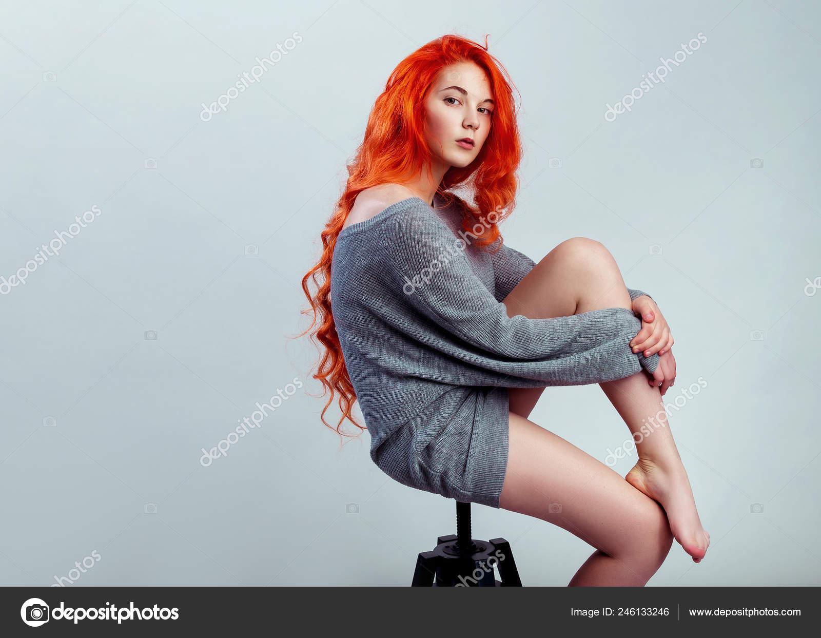Redhead Teen Big Ass Pov
