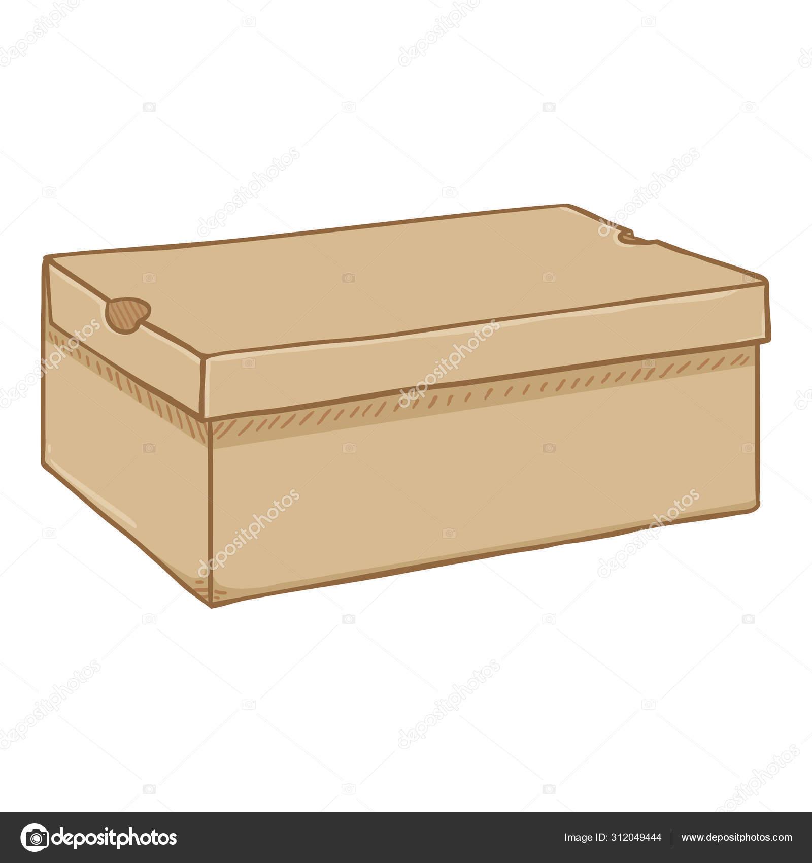 ᐈ Caja De Zapatos Vector De Stock Imágenes Zapatos De Caja Descargar En Depositphotos