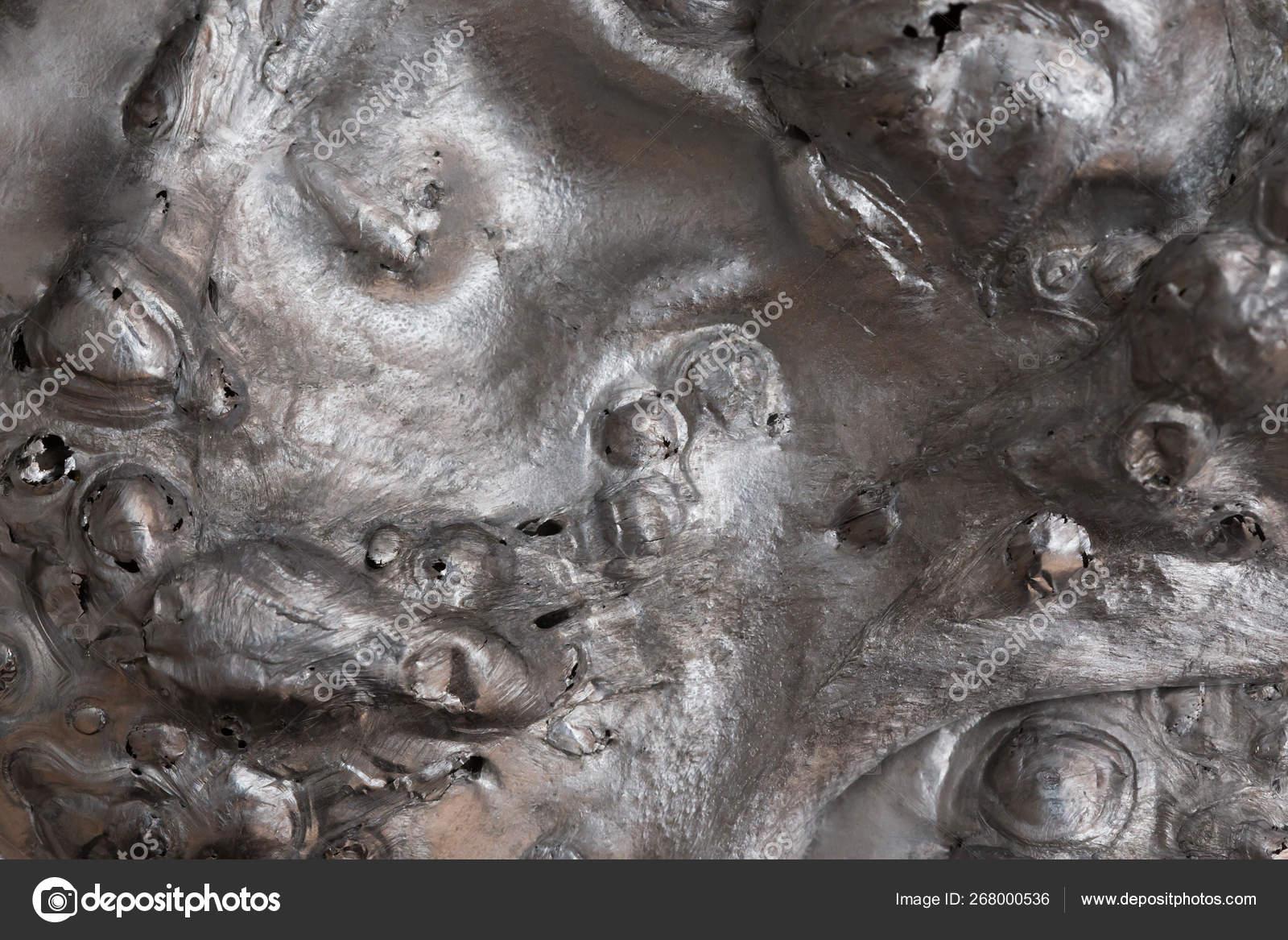 Close Piece Molten Aluminum — Stock Photo © kapustin_igor