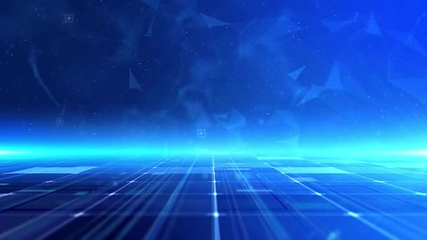 Blue Tech Plexue Line Background Spectacular Motion Graphics Background Blue  ⬇ Video By © XYYM199012 Stock Footage #267855220