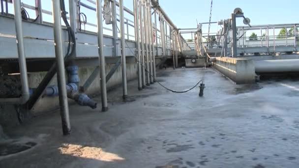 Wasserrecyclinganlagen. Kläranlage