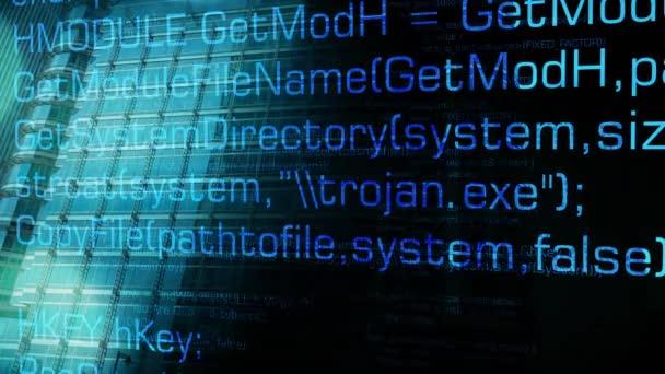 Attacco di cyber hacker, computer rubato banche dati