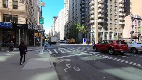 Provoz Páté Avenue