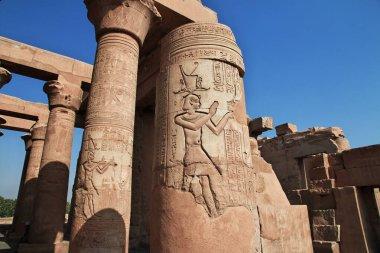"""Картина, постер, плакат, фотообои """"Ком-Офо / Египет - 27 февраля 2017 года: Ком-Офо на реке Нил в Египте"""", артикул 315887110"""