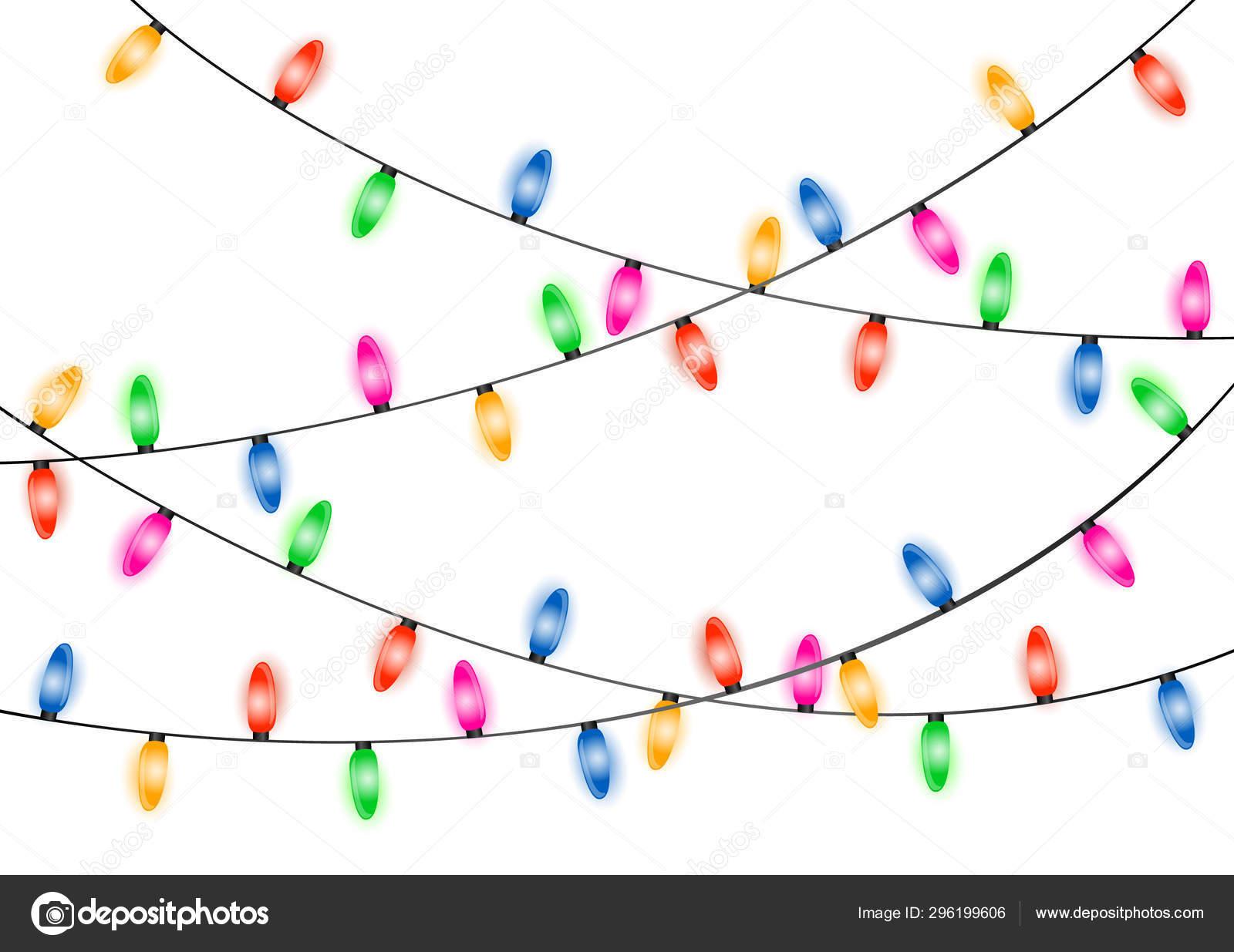 christmas lights vector illustration stock vector c kingvector 296199606 christmas lights vector illustration stock vector c kingvector 296199606