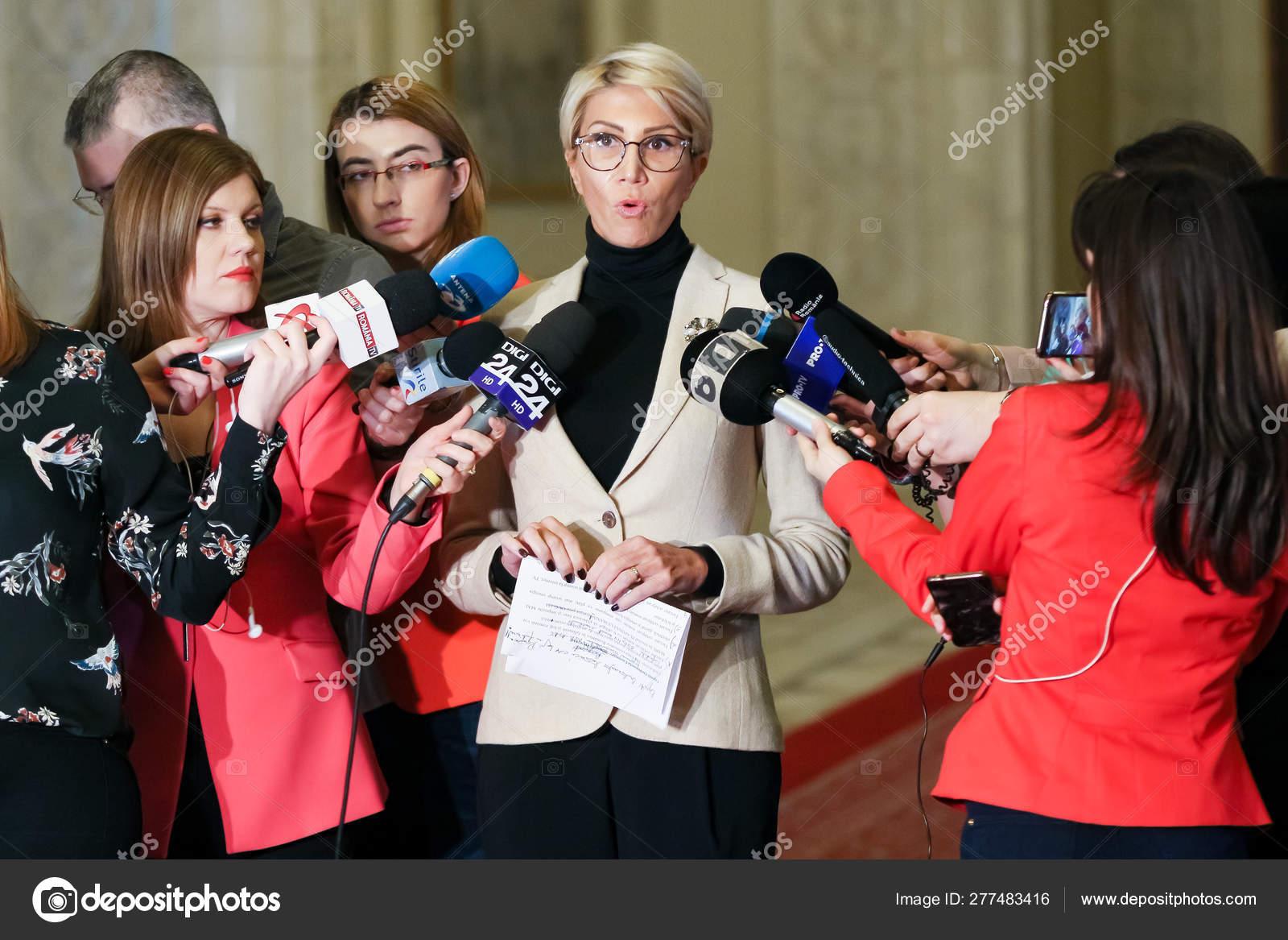 Romania politics - Raluca Turcan - National Liberal Party