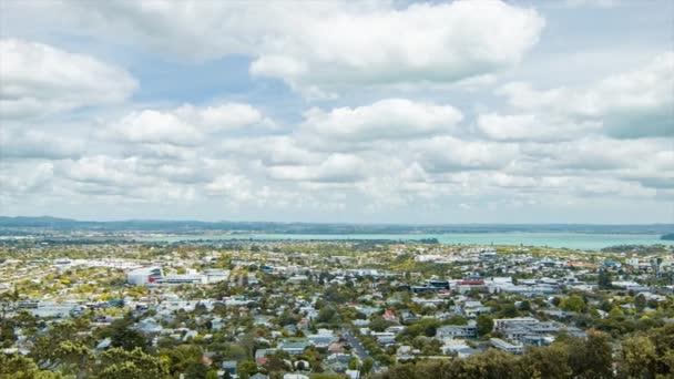 Eden Park szomszédsági Auckland Új-Zéland széles táj a Sports Stadium