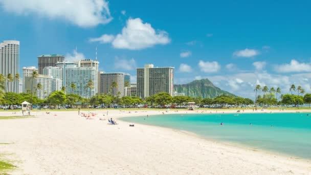 Beach Resort Resort Resort Appartamento Appartamento Condominio Edifici con persone a Tropical Honolulu Hawaii