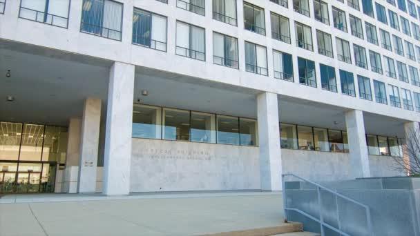 Bundesgebäude für die faa Federal Aviation Administration auf 800 Unabhängigkeit ave in washington dc