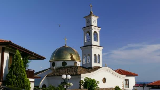 Orthodox Church of Saint Vlasiy in Sveti Vlas, Bulgaria.