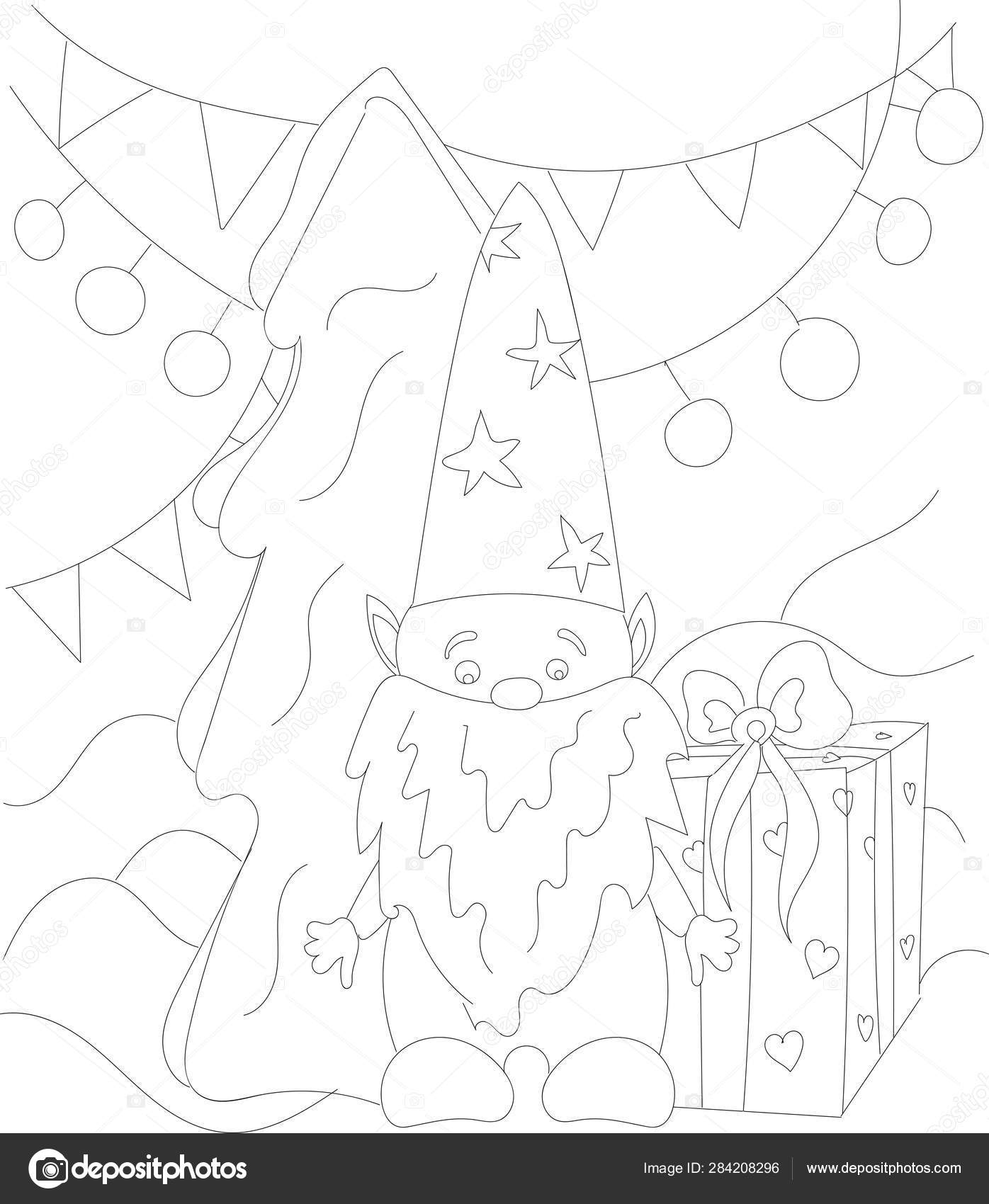 Coloring Book Of Babies: Christmas Book Coloring Pages with Funny ... | 1700x1396