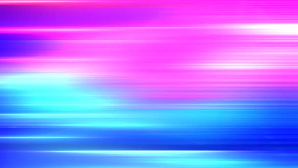 Blue-Pink Swinging 4K Background is a gorgeous stock motion graphic that shows a pleasant streaks-filled background that seem to swing gently, to and fro. The blue and pink streaks are lively and upbeat. You can use this 3840x2160 (4K) of video in an