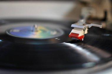 recorder needle phonograph