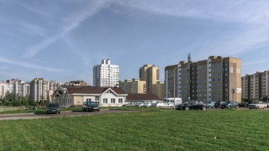 Minsk is the capital of Belarus, the administrative center of the Minsk region and the Minsk region