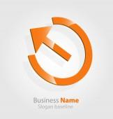 Originally designed abstract business logo