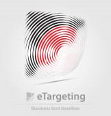 ETARGET üzleti ikon