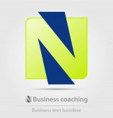 Business coaching üzleti ikon