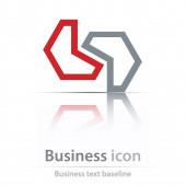 Eredetileg létrehozott üzleti ikon