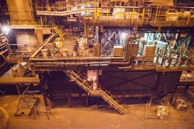 Elektrikli fırınlarda çelik üretimi