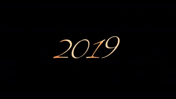 2019 otvírák. Zlatý částice. S pozdravem
