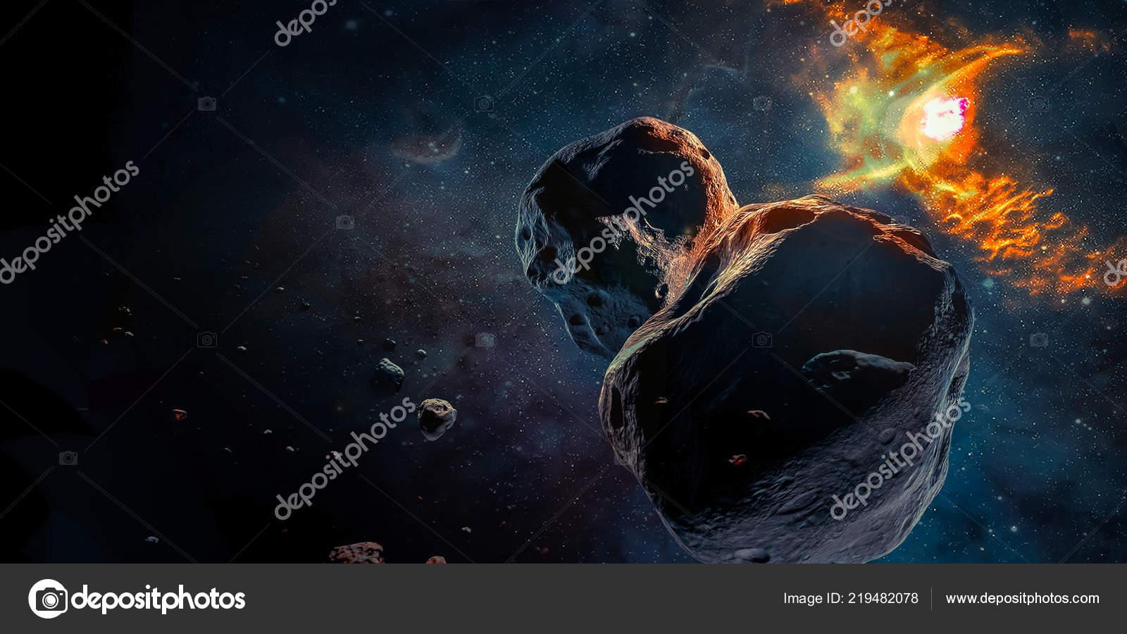 Hi Res Galaxy Wallpaper Meteorites Deep Space Science