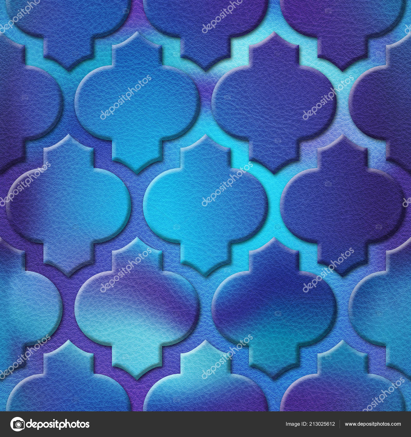 Interior Wall Panel Pattern Abstract Decoration Material Arabic