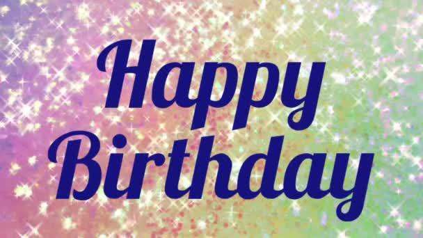 Happy Birthday text congratulations anniversary