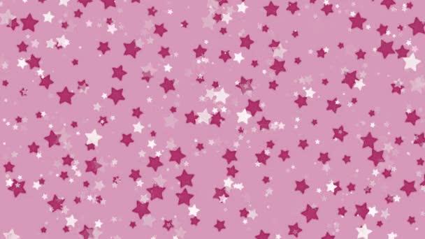 Stars background sweet blinking star shape seamless pattern