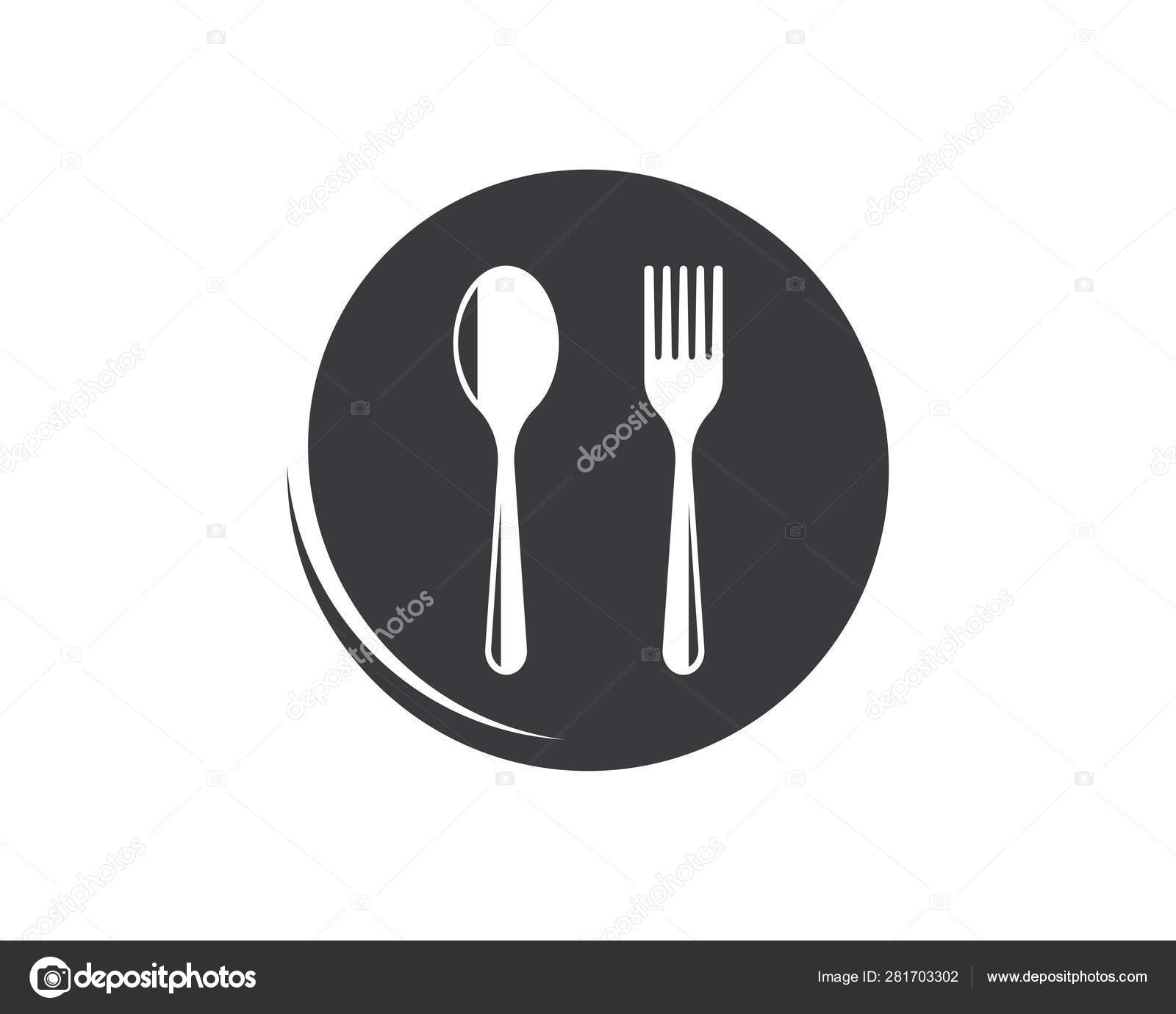 fork and spoon icon logo vector illustration stock vector c sangidan 281703302 fork and spoon icon logo vector illustration stock vector c sangidan 281703302